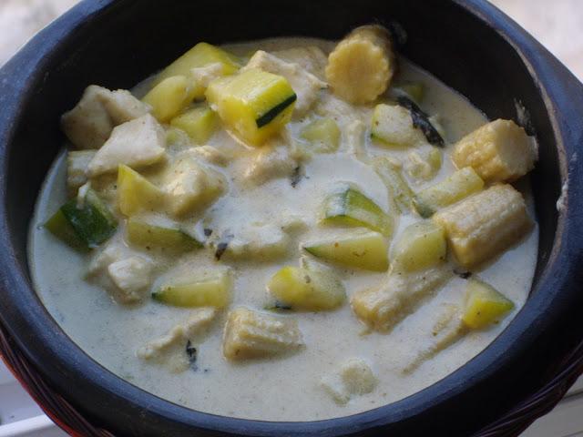 Receta de Curry Verde Tailandés