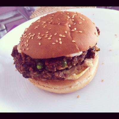 Masa para pan de hamburguesa