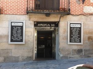 Restaurante Aroca XI